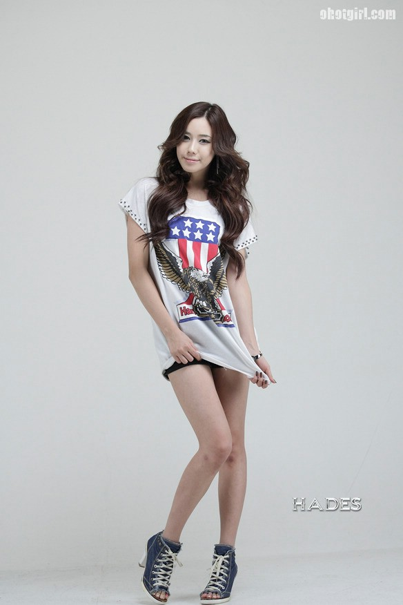 Kim Ha Yul - Short Pants