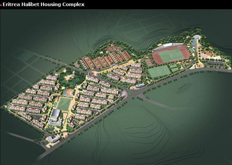 Photos Of New Asmara Housing Construction Madote
