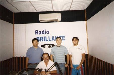 FM Brillante - San Salvador - Entre Ríos
