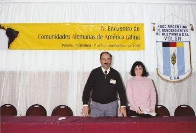 Comunidades Alemanas - Parana E. Rios - Año 2006
