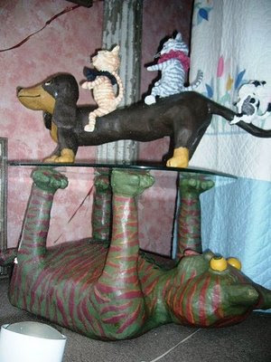 Funny Table Legs.....!!