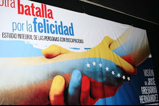 mision jose gregorio hernandez para discapacitados venezolanos