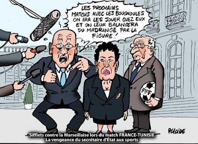 laporte CDG 03 : Siffler la Marseillaise ?