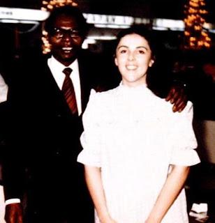 Barack Obama (padre) y Ann Dunham