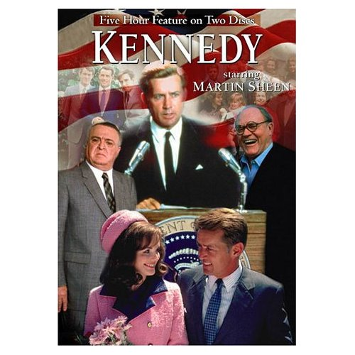 """KENNEDY"" (1983 TV Mini-Series) Starring Martin Sheen and Blair Brown"