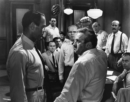 12 angry men juror 9 Twelve angry men is a courtroom drama written by reginald rose concerning the jury of a homicide trial it was broadcast initially as a television play in 1954  in other theatrical adaptations in which female actors are cast, the play is retitled 12 angry jurors, 12 angry men and women or 12 angry women.