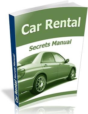 <br />car rental