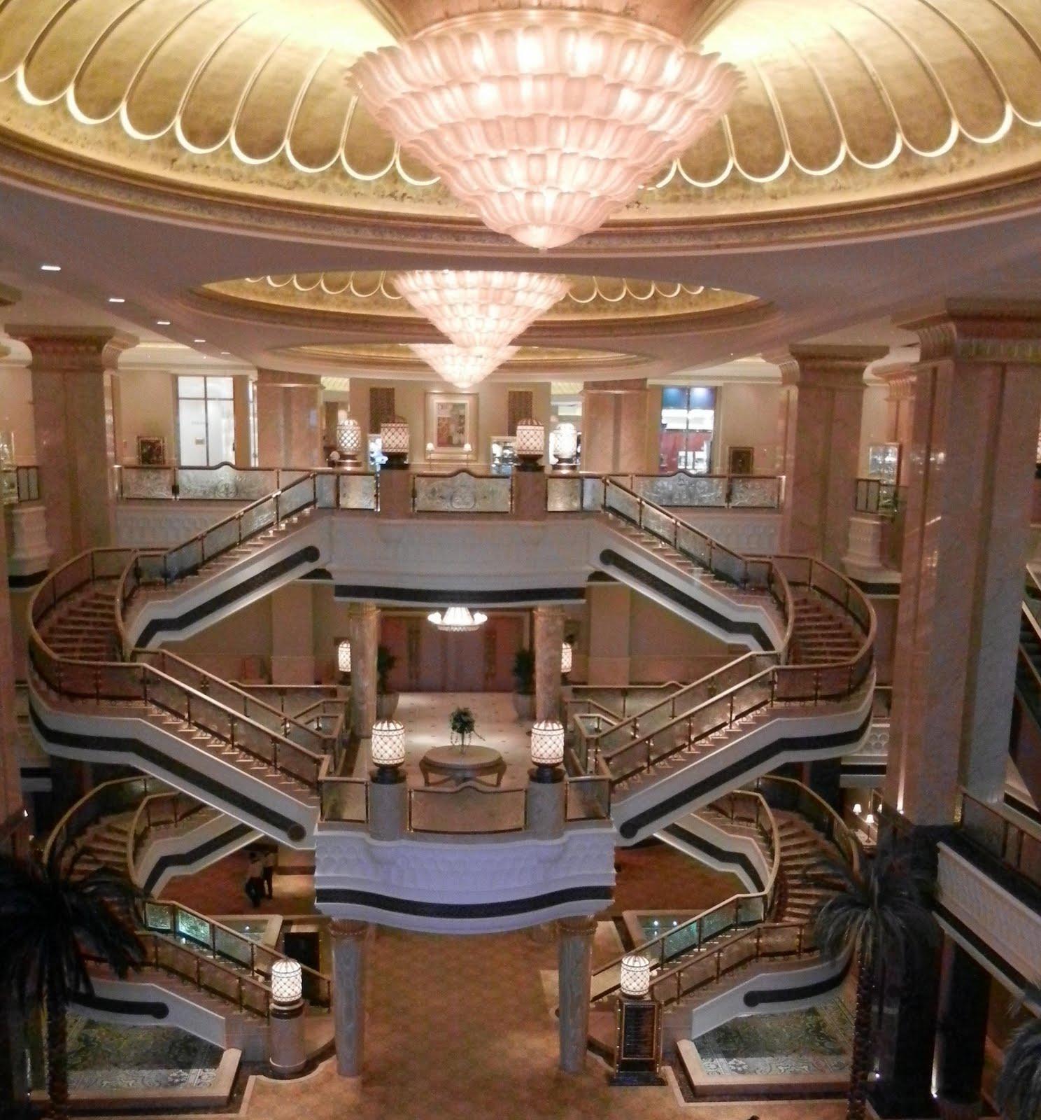 Grand Staircase - Lr Grand Staircase