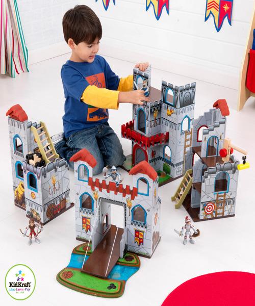 Toy Castles For Boys : ElÄmÄÄ aurinkolaaksossa kidkraftin ihanuuksia