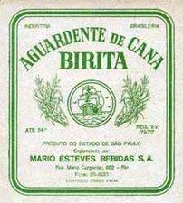 Cachaça Birita