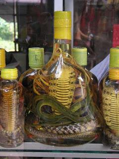 Vinho de Cobra