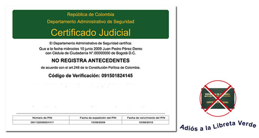 descargar certificado judicial das