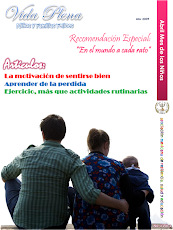 REVISTA VIDA PLENA: Niños y Familias Felices ABRIL 2009