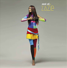 Zazie: Zest Of...This one was in French...