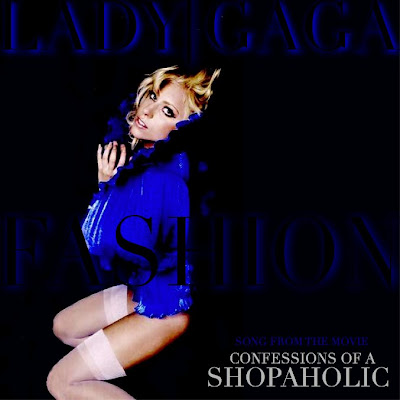 "Lady GaGa: Fashion (from ""Confessions Of A Shopaholic"") (MBM single cover)"