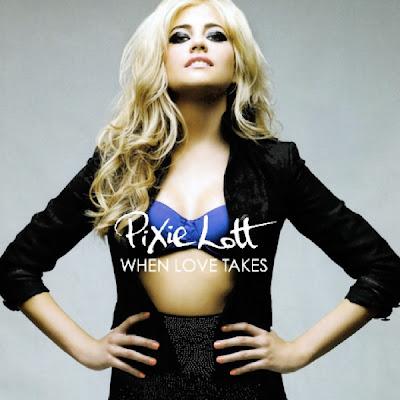 Pixie Lott: When Love Takes (MBM single Cover) (David Guetta cover)