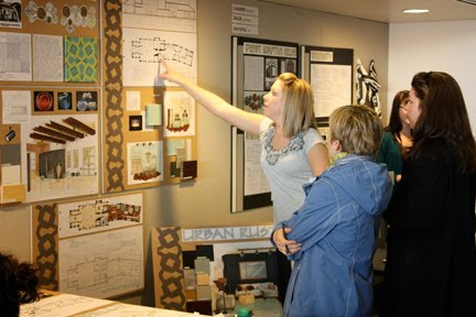 design students presented their final depot adaptive re use projects in the biosciences gallery see individual student posts to look at their visions for - Wsu Interior Design