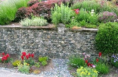 Seattle Garden Ideas Retaining Walls Rockeries