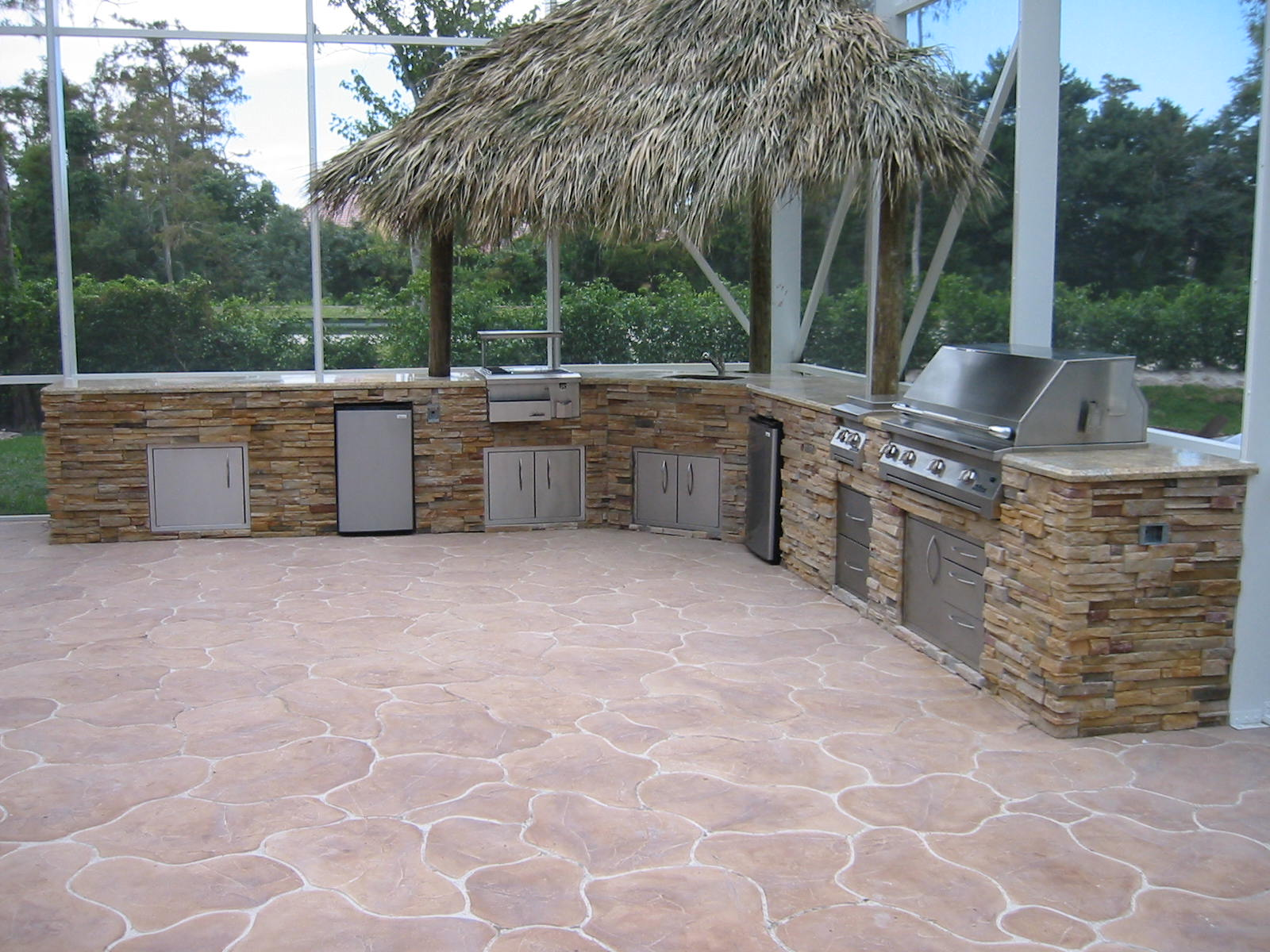 Is Some Videos About Outdoor Kitchens Built In Grills Outdoor Kitchen
