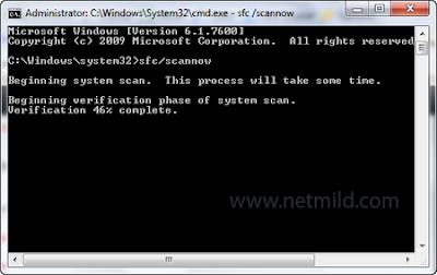 cmd hdd cek Cara mudah periksa kesehatan Hard Disk Di Windows 7