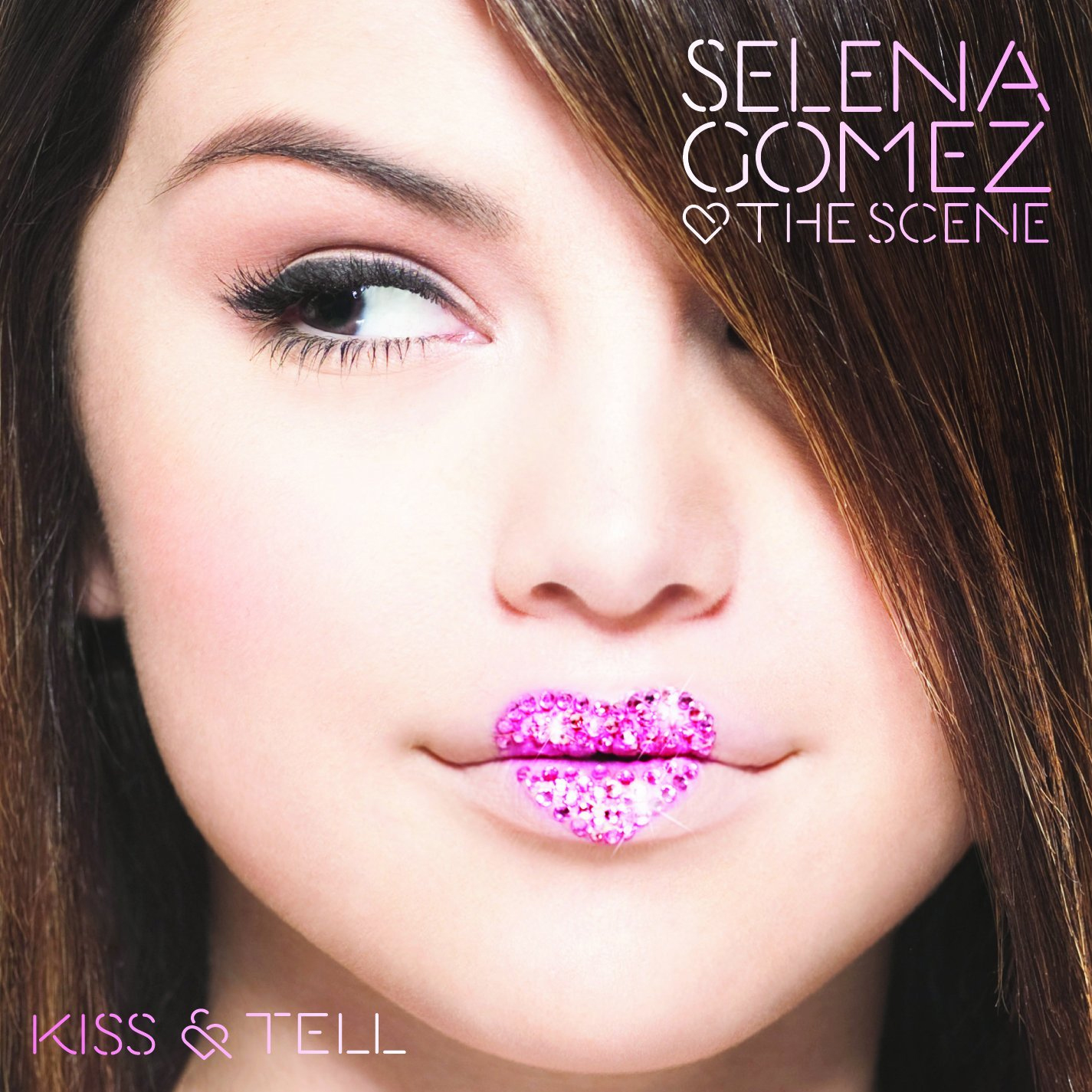 Selena gomez kiss and tell album cover