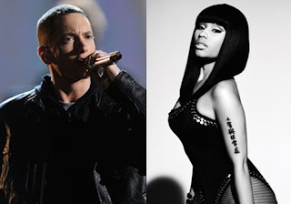 Nicki Minaj with Eminem