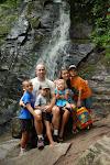 Family at Deep Creek