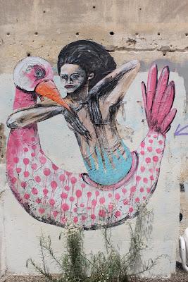 Street Art - Tel aviv - Klone