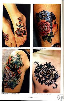 camellia flower tattoo designs