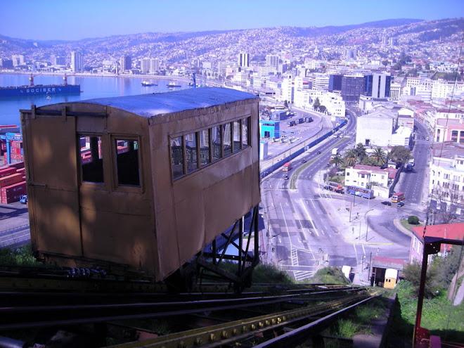 Ascensor Artillería, Playa Ancha, Valparaíso