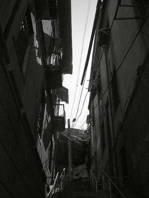 Fachadas, Cerro Cordillera, Valparaíso