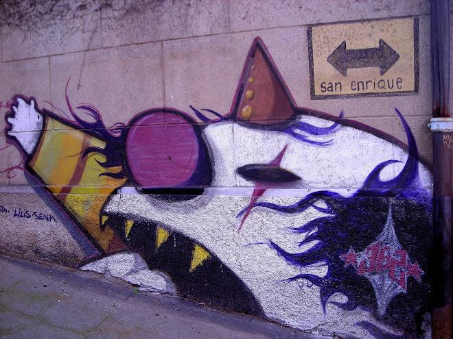 Anónimo, Cerro Alegre
