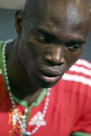 Francis Obikwelu, atleta europeu do ano