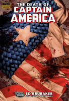 The death of Captain America, Ed Brubaker, Steve Epting and Mike Perkins