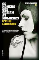 Os homens que odeiam as mulheres, Stieg Larsson