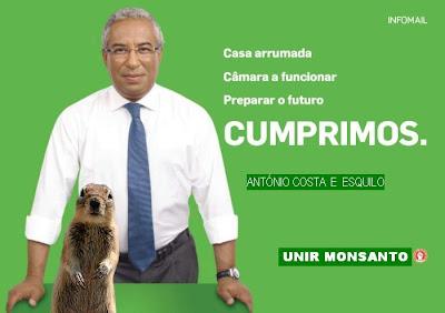 Unir Monsanto