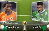 Algérie Vs Côte d'Ivoire 3-2 Can 2010