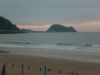 Zarautz, mi playa...