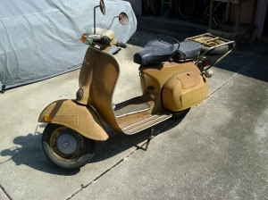Vespa Hunting 1978 Bajaj Chetak For 1 000 In Daytona