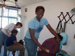 curso de quik massage