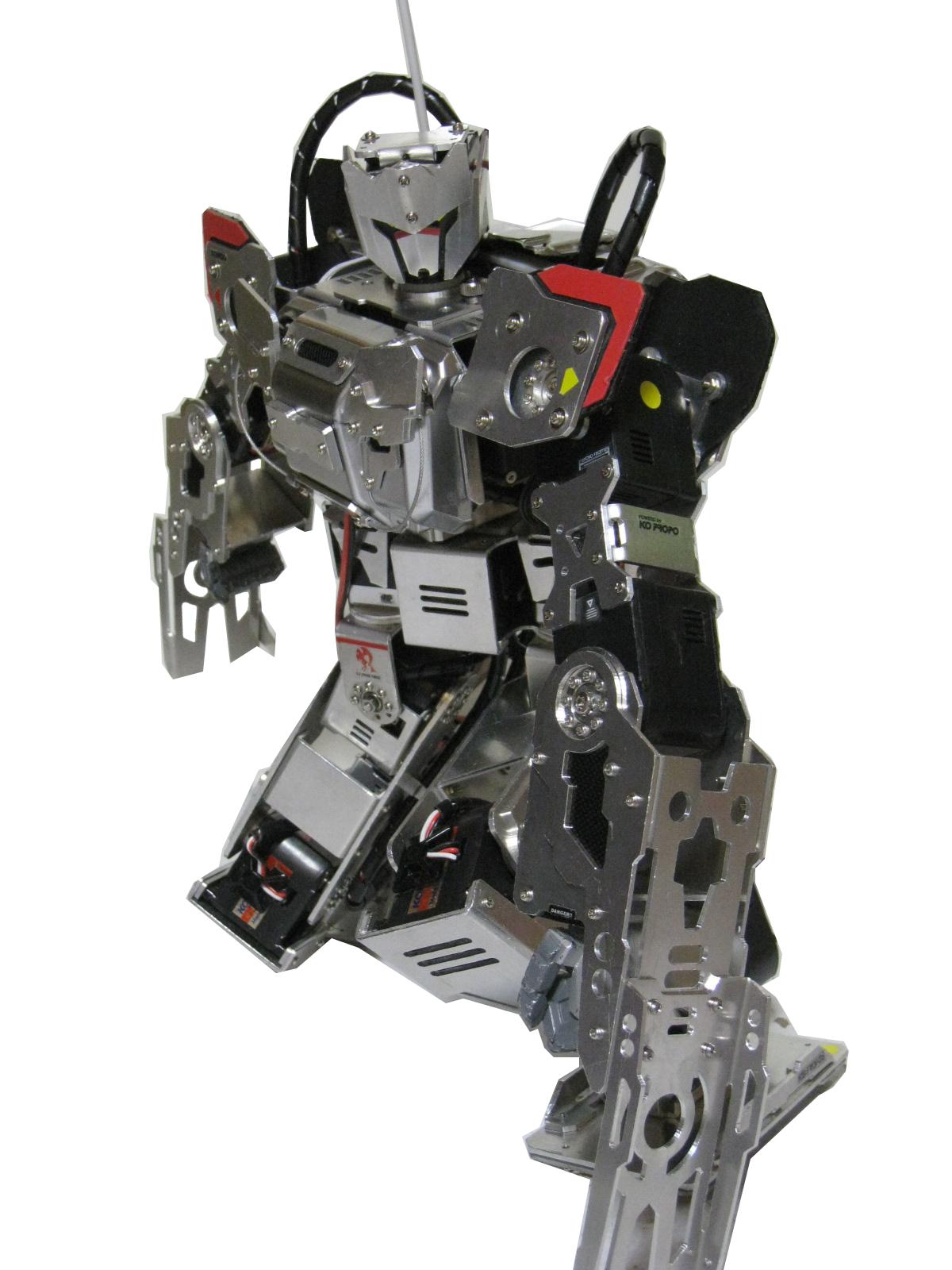 BIPED ROBOT NEWS JAPAN  2010