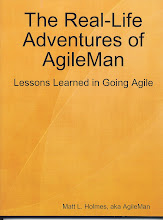 The 1st AgileMan Book