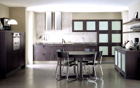 Consigli per la casa e l 39 arredamento cucine country for Arredamento tinello soggiorno