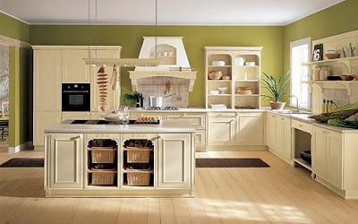 Colori Pareti Cucina Classica – Idea d\'immagine di decorazione