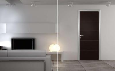 ... casa e l arredamento: Arredamento moderno: cucina e porte di tendenza
