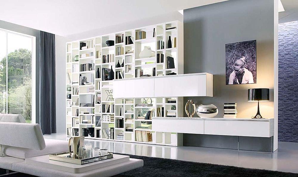 consigli per la casa e l' arredamento: imbiancare soggiorno ... - Colori Soggiorno Grigio