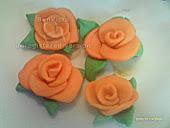 Rosas de pasta americana