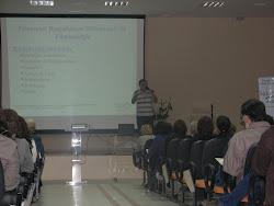 Palestra sobre Fibromialgia