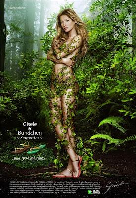 Famous Fashion Model and Celebrities: Giselle Bundchen