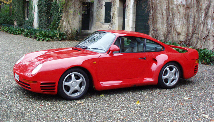 Porsche 959 Dakar. PORSCHE 959 FOR SALE